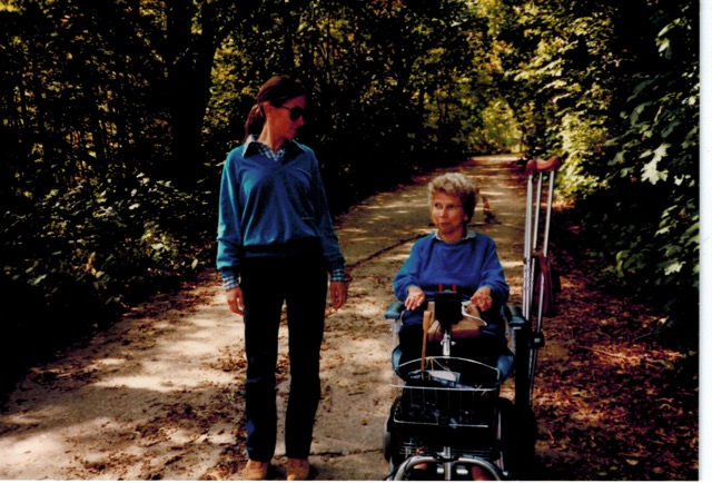 Mom and me 1985 for web